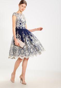 2c73be3d4e 349 zl - Chi Chi London YAZZY - Sukienka koktajlowa - navy Miss Selfridge