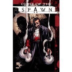 Very Rare!! Curse of the Spawn #17 The Twist Of Fate - [NM - Bagged & Boarded]