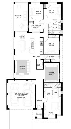 We have a huge selection of Home Designs available right across the Perth Metro area. Browse our hom&; We have a huge selection of Home Designs available right across the Perth Metro area. Browse our hom&; Chelsea magneticpandas […] Homes Diy floor plans Minecraft Houses Blueprints, House Blueprints, New Home Designs, Home Design Plans, Floor Design, House Design, Zen, 4 Bedroom House Plans, Compact House