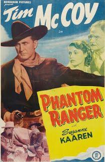 Phantom Ranger - Sam Newfield - 1938 Phantom Ranger - Sam Newfield - 1938