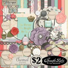 Charmed by Jennifer Labre Designs