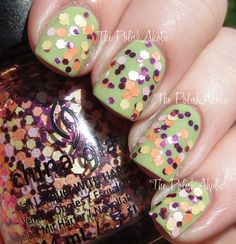 The PolishAholic: China Glaze Surprise Collection Swatches & Review