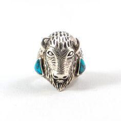 Unbreakable Bison Ring