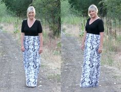 DIY: Easy Summer Maxi Dress in 15 Minutes or Less   eHow