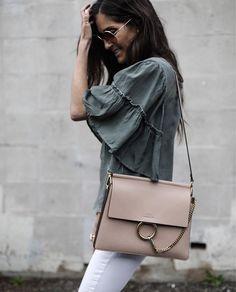 Cute Fashion, Look Fashion, Fashion Bags, Minimalist Bag, Minimalist Fashion, Best Travel Bags, Fashion Updates, Chloe Bag, Cute Bags