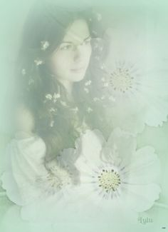 by Lulu Bell Bell Art, Double Exposure Photography, Sea Foam, Starters, Photographs, Beautiful Women, Mint, Shades, Posters