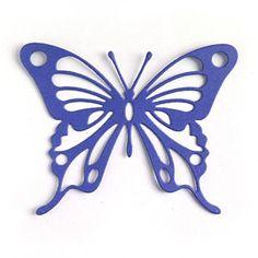 Butterfly Themed Dies, Embossing Folders, Punches (Page Butterfly Party, Butterfly Crafts, Butterfly Template, Butterfly Pattern, Paper Butterflies, Paper Flowers, Kirigami, Stencils, Paper Art