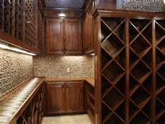 Image detail for -Wine Rooms Wine Rooms, Wineries, Wine Cellar, New Homes, Kitchen Cabinets, House Design, Future, Detail, Image