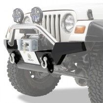 Bestop High Access Front Bumper, Highrock Satin Black, Exterior Car Parts Jeep Wrangler Bumpers, Jeep Bumpers, Wrangler Tj, Jeep Parts, Car Parts, Jeep Tj, Cool Jeeps, Mopar, 4x4