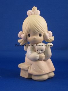 $36.60 Scent From Above - Precious Moment Figurine