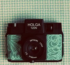 Just ordered my Holga, can't wait to have some photo fun!