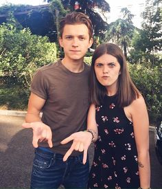 257 best tom holland images on pinterest in 2018 tom holland peter tom with a fan in spain m4hsunfo