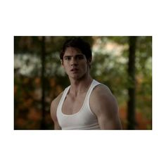 jeremy gilbert ❤ liked on Polyvore featuring tvd