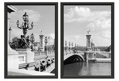 "WILLIAM STAFFORD GALLERY | Alexander III Bridge | 36"" x 25"" | 1,250.00 retail"