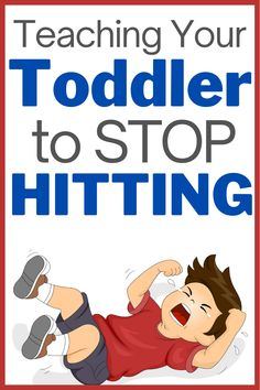 Teaching Toddlers to respond when asked to do something like not hitting others by TEACHING them. Then giving consequences. #toddler #toddlerdiscipline #behavior
