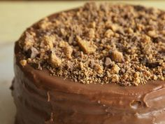 Peanut Butter Hot Fudge Cake. I am so making this, it sounds deliciious!
