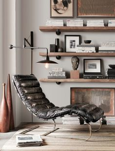 Let's have a look at some masculine bedroom design ideas.