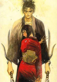 Blade of the Immortal  Art by Hiroaki Samura