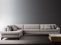 PRINCE Sectional sofa Prince Collection by Meridiani