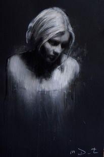 Mark Demsteader - Contemporary Figurative Artist