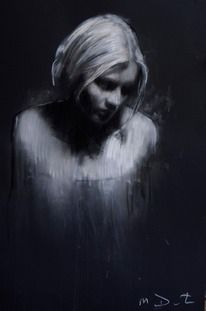 Mark Demsteader - Contemporary Figurative Artist
