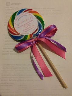 Candyland Party Invitation was good invitation ideas