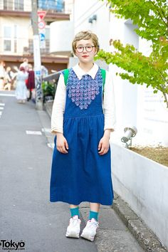 #Harajuku street #japan fashion style