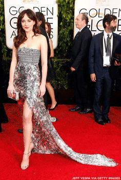 Golden Globe Awards #gif  #hairstyle,  #anastasia steele -  #21 jump street -  fashion,  #celebrity,  #the social network