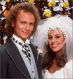 William & Kate have NOTHIN' on Luke & Laura.  Wedding of a lifetime, watched by over 30 million people in November 1981.  I'll never forget running home from school to watch it.  :)