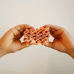 Oluwaseyi Sosanya invents  3D-weaving machine
