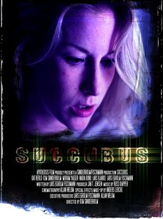 We received information on a new short horror film entitled Succubus. This Danish film isdirected by actor Kim Sønderholm (Sinister Visions, Zombie Ed) an