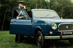 renault 4 gendarmerie
