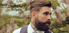 Barba de Zeus: Cultivando uma barba