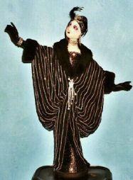 Cloth Doll Patterns by Arley Berryhill