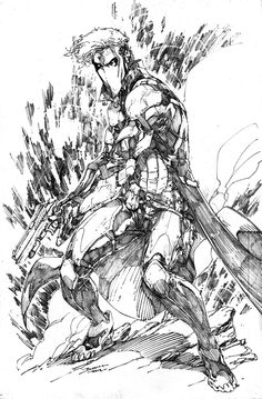 20 years ago this past week I received a call from Jim Lee in regards to my Homage Studios Talent Search submission. Comic Book Artists, Comic Book Characters, Comic Artist, Comic Character, Comic Books Art, Brett Booth, Hq Dc, Arte Dc Comics, Black White Art