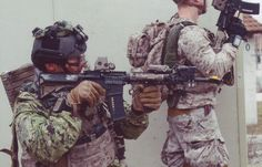 """SEAL Team 1  Mission Rehearsal Exercise: """"Ash Hollow""""  Joint Multinational Readiness Center, Hohenfels (Germany)"""
