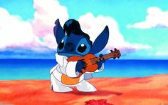 Disney Lilo and Stitch Wallpaper - WallpaperSafari