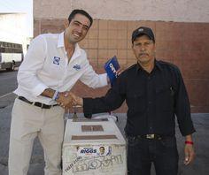 Mi sindicatura será de puertas abiertas: Miguel Riggs   El Puntero