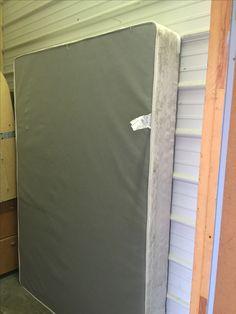 Full size box spring