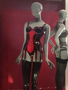 Five reasons to go and see the 'Undressed' Exhibition at the V&A