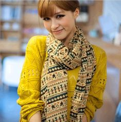 Hand in Hand Pattern fashion scarf,buy Scarves at wholesale price