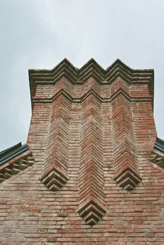 Chimney. Pasadena, California, 1927. Paul Revere Williams, architect.
