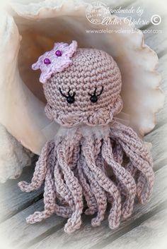 Atelier Valérie: Miss Jellyfish