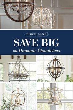 Found it at Joss & Main - Bennington Candle Chandelier … | Pinteres…