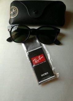 Compra mi artículo en #vinted http://www.vinted.es/accesorios/gafas/508529-gafas-negras-ray-ban