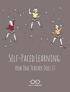 Self-Paced Learning: How One Teacher Does It - Most teachers feel they could be doing a better job of differentiating instruction, but many can't figure out how to manage it. How to run a classroom where each student is working on a different thing, at a different speed? See how one teacher does it.