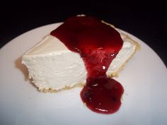 The Daily Smash: Light and Fluffy Cheesecake