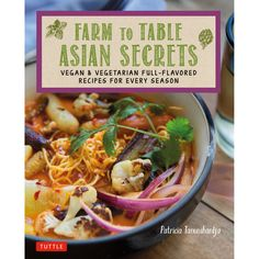 Farm to Table Asian Secrets Cookbook Review and Curried Vegetable Turnovers - Tara's Multicultural Table Vegetable Chips, Vegetable Salad, Peanut Sauce Recipe, Sauce Recipes, Small Food Processor, Food Processor Recipes, Gado Gado, Mixed Vegetables, Veggies