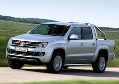 Volkswagen Amarok Годы выпуска: 2010 - н.в. Цена от: 1 060 400 р