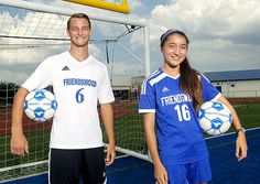 All-County soccer: Friendswood standout Vickery named The Daily News' Girls Player of the Year (6-8-14)